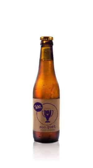 Soorser Bier soo guet helles Lagerbier 4,5% Vol. 24 x 33cl EW Flasche