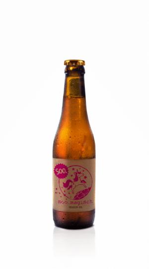Soorser Bier soo magisch Session IPA 3,8% Vol. 24 x 33cl EW Flasche