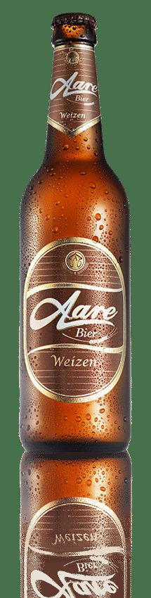 Aare Bier Weizen 5.0% Vol. 10 x 50cl MW Flasche