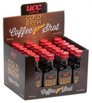 Cold Brew Coffee / Vodka Shot UCC 20% Vol. 24 x 2cl