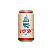 Molson Export Ale Beer 5,0% Vol. 6 x 35,5cl Dose Kanada