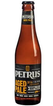 Petrus Aged Pale ( Bavik ) 7,3% Vol. 24 x 33cl EW Flasche Belgien