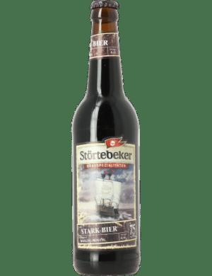 Störtebeker Stark Bier 7,5 % Vol. 20 x 50 cl MW Flasche