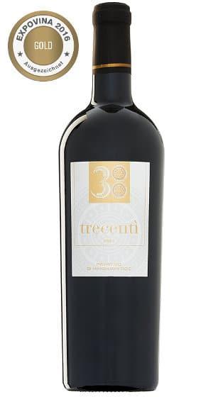 Primitivo di Manduria Trecenti 14% Vol. 6 x 75cl 2017 Italien