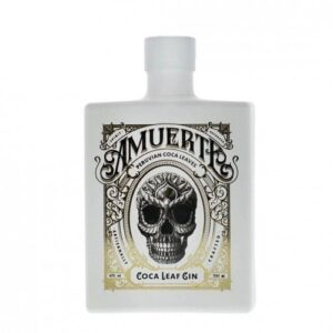 Amuerte Coca Leaf Gin White Edition 43% Vol. 70cl Belgien