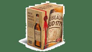 Schützengarten Jubiläumsbier SUD 1779 5,0% Vol. 6 x 33cl EW Flasche