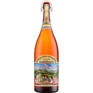 Appenzeller Quöllfrisch naturtrüb 300 cl Magnum Bügelflasche
