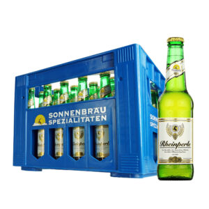 Sonnenbräu Rheinperle 4,8% Vol. 24 x 33 cl EW Flasche