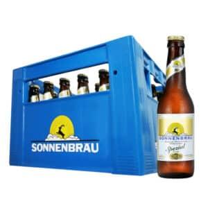 Sonnenbräu Spezial 5,2% Vol. 24 x 30 cl MW Flasche