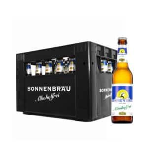 Sonnenbräu Alkoholfrei  24 x 33 cl MW Flasche