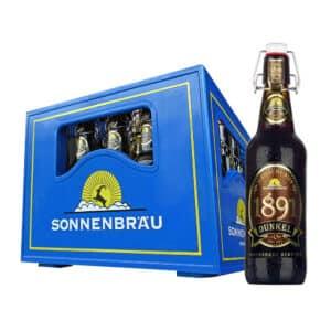 Sonnenbräu 1891 dunkel 5,0% Vol. 20 x 50 cl MW Flasche