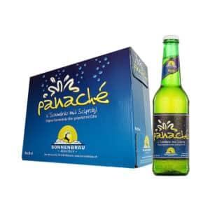 Sonnenbräu Panaché 3,0% Vol. 10 x 33cl EW Flasche