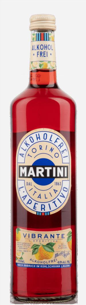 Martini Aperitivo Vibrante alkoholfrei 75cl