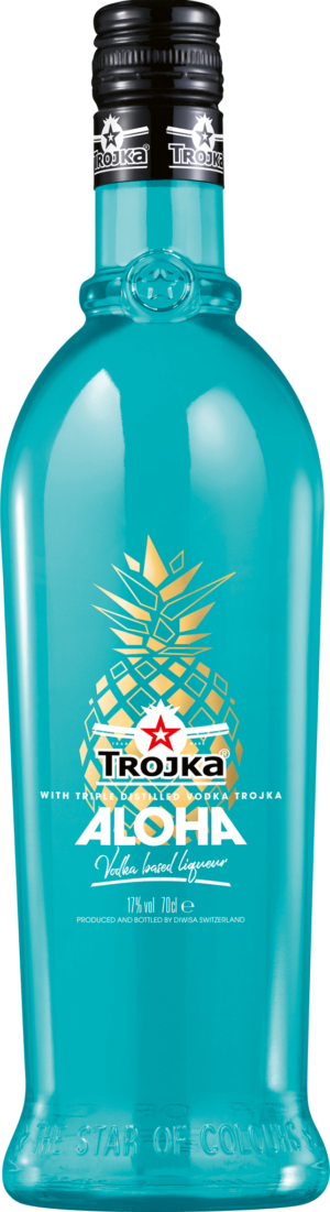 Trojka Vodka Aloha Liqueur 22% Vol. 70cl