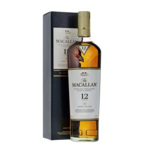 The Macallan 12 Year Sherry Oak Cask 40% Vol. 70 cl Scotland
