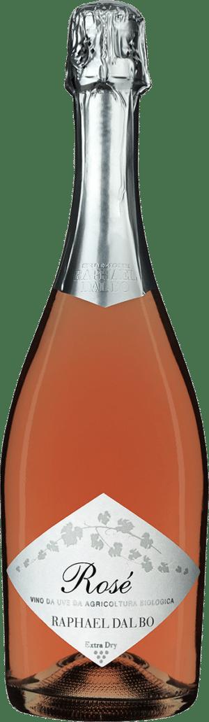 Raphael dal Bo, Spumante Rosé, 11 % Vol., 75 cl