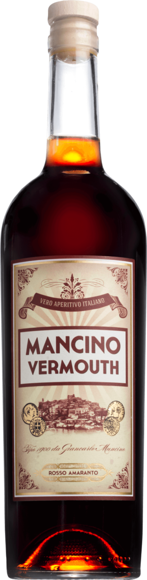 Mancino Vermouth Rosso 16,0% Vol. 50cl Italien