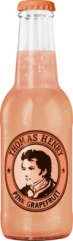 Thomas Henry Pink Grapefruit 24 x 20 cl MW Flasche