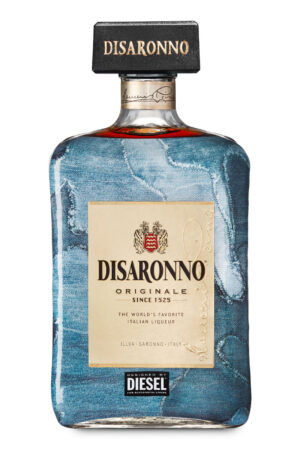 Disaronno wears Diesel 28% Vol 70cl Italien ( so lange Vorrat )