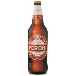 Peroni Bier 4,7% Vol 15 x 66cl EW Flasche Italien ( so lange Vorrat )