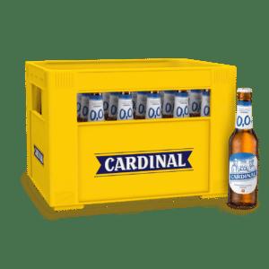 Cardinal 0.0 alkoholfrei 24 x 33 cl MW Flasche
