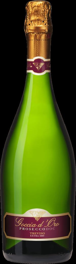 Prosecco Goccia D'Oro 11% Vol. 75cl