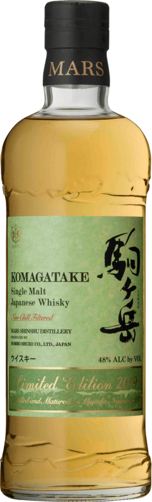 Mars Komagatake Single Malt Whisky 2019 48% Vol. 70cl Japan