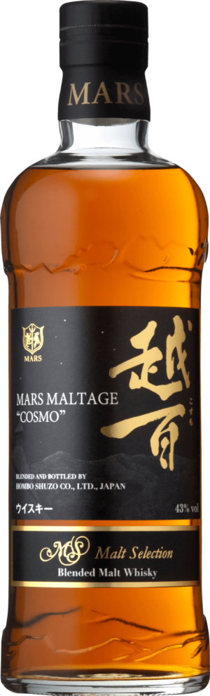 Mars Maltage «Cosmo» Blended Malt Whisky 43% Vol. 70cl Japan