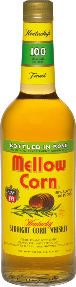 Mellow Corn Bottled-in-Bond Corn Whiskey 50% Vol. 70cl USA