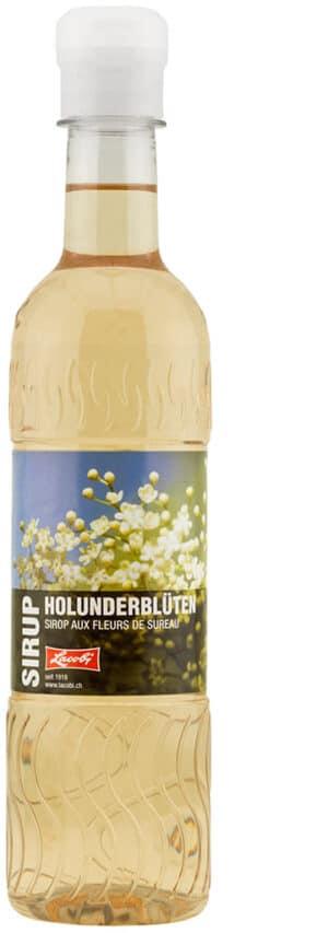 Sirup Holunderblüten Lacobi 50 cl PET