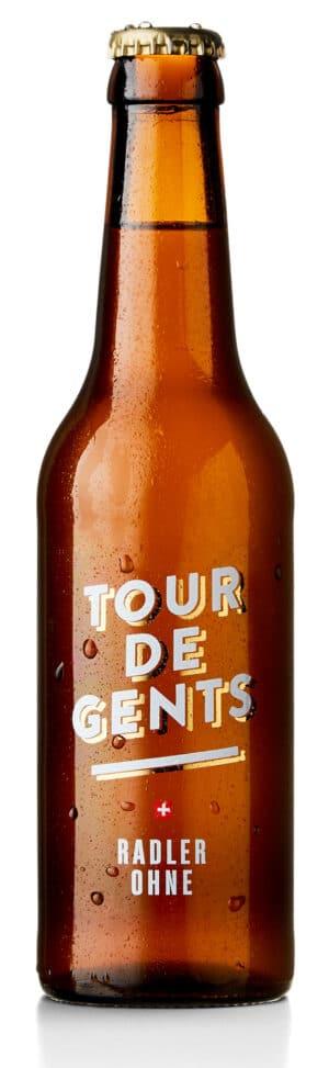 TOUR DE GENTS Radler ohne 24 x 33cl EW Flasche