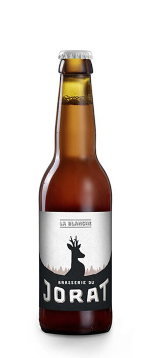 Jorat La Blanche 5.5% Vol. 24 x 33cl EW Flasche