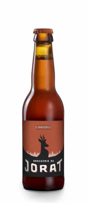 Jorat L'Ambrée 6.0% Vol. 24 x 33cl EW Flasche