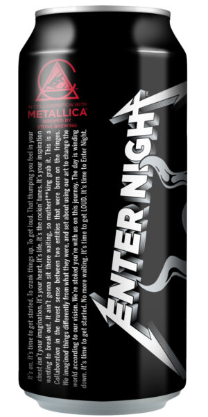 Stone Enter Night 5,7% Vol. 24 x 50 cl Dosen