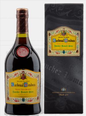 Brandy Cardenal Mendoza Gran Reserva 40% Vol. 70 cl