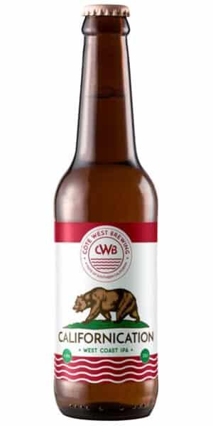 Californication West Coast IPA 6.8% Vol. 12 x 33cl EW Flasche