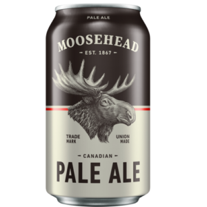 Moosehead Pale Ale 5,0% Vol. 24 x 35,5cl Dose Canada