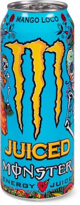Monster Juiced Mango Loco 24 x 35.5cl