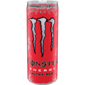 Monster Red Ultra 24 x 35.5cl