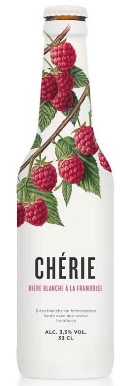 Chérie a la Framboise 3.5% Vol. 12 x 33cl EW Flasche
