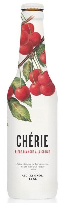 Chérie a la Cerise 3.5% Vol. 12 x 33cl EW Flasche