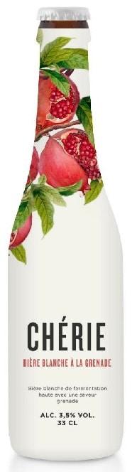 Chérie a la Grenade 3.5% Vol. 12 x 33cl EW Flasche