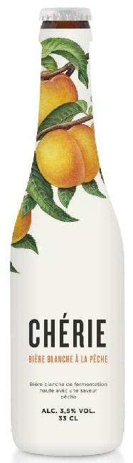 Chérie a la Peche 3.5% Vol. 12 x 33cl EW Flasche