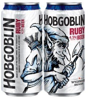 Wychwood Hobgoblin Ruby 5.3% Vol. 24 x 50 cl Dosen England