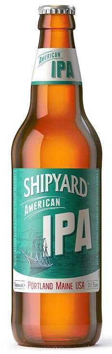 Shipyard American IPA 5,0% Vol. 8 x 50 cl EW Flasche