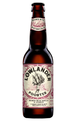 Lowlander Poorter 6% Vol. 24 x 33 cl EW Flasche Holland