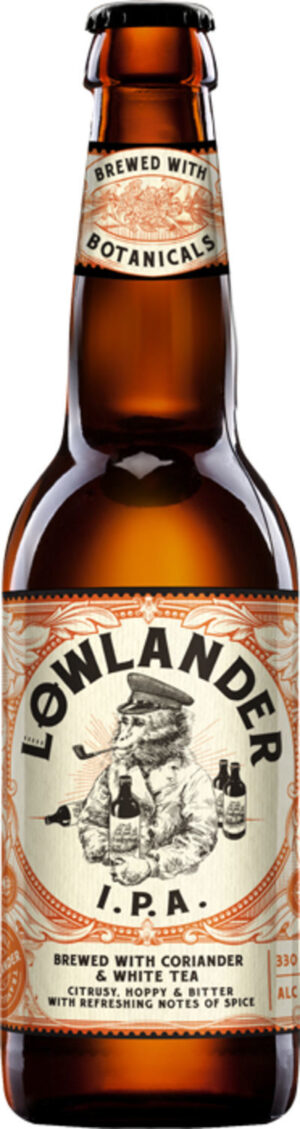 Lowlander IPA 6% Vol. 24 x 33 cl EW Flasche Holland