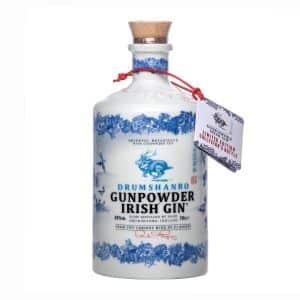 Gin Gunpowder Irisch Ceramic  43% Vol. 70 cl Irland