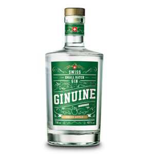 Ginuine Gin Swiss Apple 40% Vol. 70 cl Swiss Original