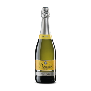 Toso Prosecco Spumante Extra Dry 11% Vol. 75cl